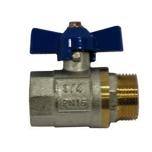 Кран вода LDM 3/4' г/ш баб