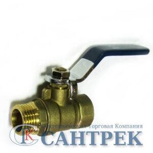 Кран вода Rm-Light 3/4 г/ш руч.лат.