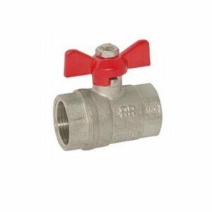 Кран вода RR 1/2' г/г баб (365 FF)