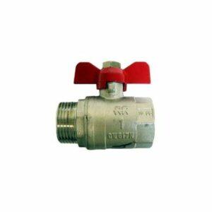 Кран вода RR 1' г/ш баб (365 MF)