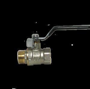 Кран вода СТК (рег.№468190) 1/2' г/ш руч PN 25