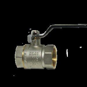 Кран вода СТК (рег.№468190) 1 1/2' г/г руч PN 25