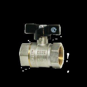Кран вода СТК (рег.№468190) 1' г/г баб PN 25