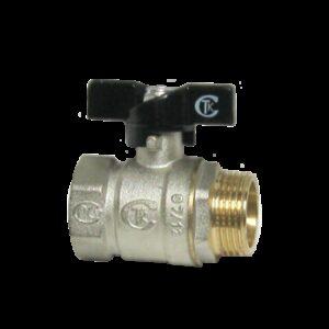 Кран вода СТК (рег.№468190) 1' г/ш баб PN 25