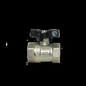 Кран вода СТК (рег.№468190) 3/4' г/г баб PN 25