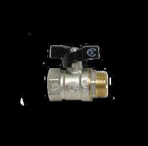 Кран вода СТК (рег.№468190) 3/4' г/ш баб PN 25