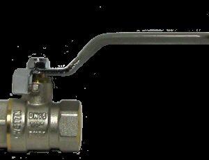 Кран вода STM 1/2' г/г руч