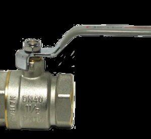 Кран вода STM 1 1/2' г/г руч
