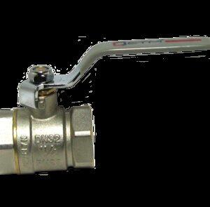 Кран вода STM 1 1/4' г/г руч