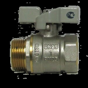 Кран вода STM 1' г/ш баб