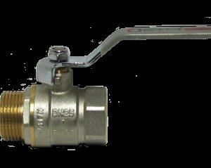 Кран вода STM 1' г/ш руч