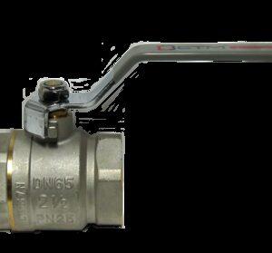 Кран вода STM 2 1/2' г/г руч