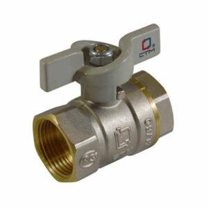 Кран вода STM 3/4' г/г баб