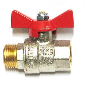 Кран вода VALTEC 1/2' г/ш баб (VT.218)