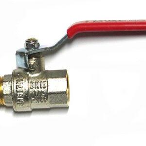 Кран вода VALTEC 1/2' г/ш руч (VT.215)