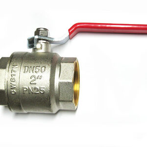 Кран вода VALTEC 2' г/г руч (VT.214)