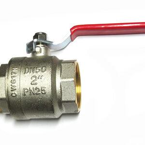 Кран вода VALTEC 2' г/ш руч (VT.215)