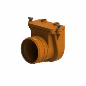 Механический канализационный затвор для колодца (ТП-85.100.0)