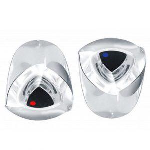 Набор рукояток Хром - 2шт ВАРИОН (06150040)