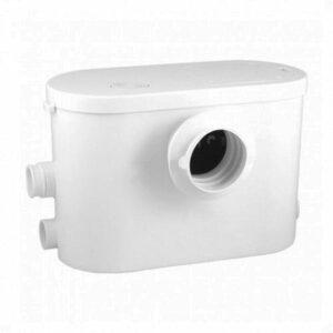 Насос туалетный измельчитель JEMIX STP-400 LUX, Произ 145 л/мин .Подъем до 8м. Длина сброса до 80м.
