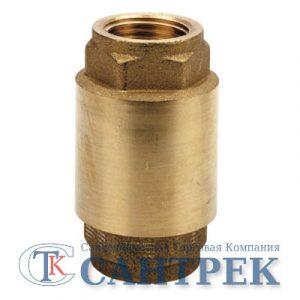 Обратный клапан 1' RR 383 (латунный золотник)