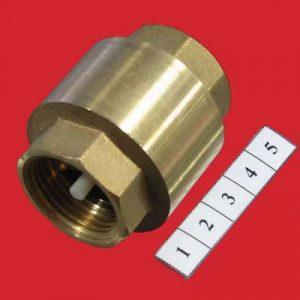 Обратный клапан 3/4' STM