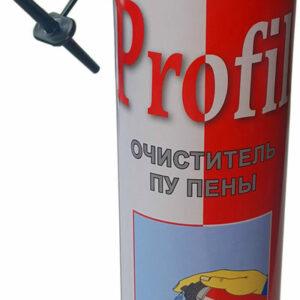 Очиститель монтажной пены PROFIL 400 мл. СОУДАЛ
