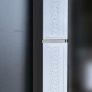 Пенал 'Альба' 2 двери (петли Blum) 350х1850х340