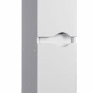 Пенал 'Bello' (2дв) белый 300х1950х316