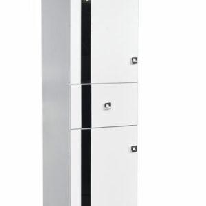 Пенал ГАММА 2 двери 1 ящик (1900*350*325)