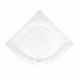 Поддон Sunbath 'АФИНА 90' 900х900х190 полукруг (на ножках, без слива, D слива 51 мм)