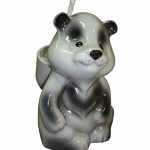 Подставка под ёрш (+ ершик) 'Медведь'