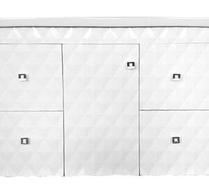 Подстолье РИМ-100 4 ящика 1 дверь под ум. Como-100 (780*1000*430)