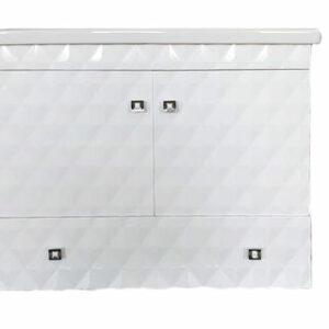 Подстолье РИМ-60 2 двери 1 нижн.ящик под ум. Como-60 (780*600*430)