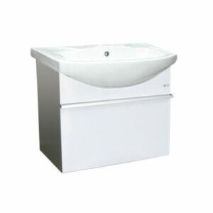 Подстолье 'Тивори 85' белое подвесное 1 ящик под умывальник 'Элеганс-850' 835х400х335
