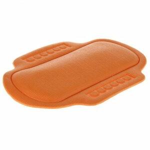 Подушка для ванны с присосками ПВХ 'Спа' 25х37см цвет микс (6907)