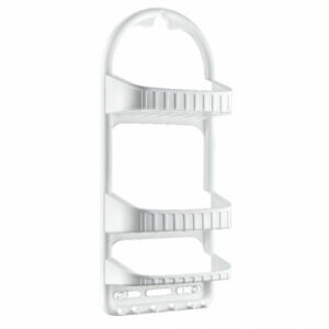 Полка для ванной комнаты DOGUS 09165 белый