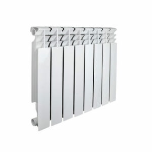 Радиатор алюминиевый DIABLO (рег.№377092) 500х80 4 секции