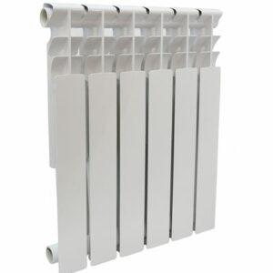 Радиатор алюминиевый DIABLO (рег.№377092) 500х80 6 секции