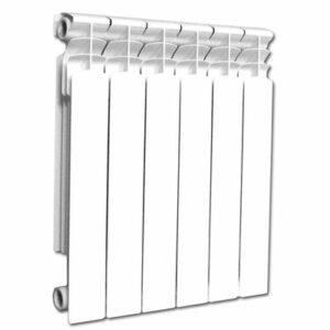 Радиатор алюминиевый GLORIA/GLORIOSO 80/500 6 секций