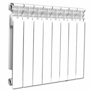 Радиатор алюминиевый GLORIA/GLORIOSO 80/500 8 секций