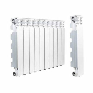 Радиатор алюминиевый секционный EXCLUSIVO B3 500/100 (Fondital) 12 секций