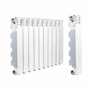 Радиатор алюминиевый секционный EXCLUSIVO B3/D3 500/100 (Fondital) 6 секций