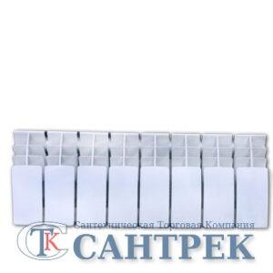 Радиатор алюминиевый СТК (рег.№468190) 200х80 10 секций