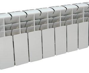 Радиатор алюминиевый СТК (рег.№468190) 200х80 8 секций