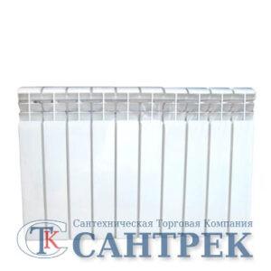Радиатор алюминиевый СТК (рег.№468190) 80 х 500 10 секций