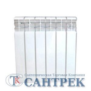 Радиатор алюминиевый СТК (рег.№468190) 80 х 500 4 секций