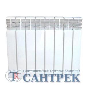 Радиатор алюминиевый СТК (рег.№468190) 80 х 500 8 секций