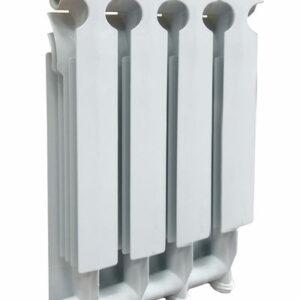 Радиатор алюминиевый SUNBATH 80х500 4 секции
