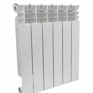 Радиатор алюминиевый SUNBATH 80х500 6 секции